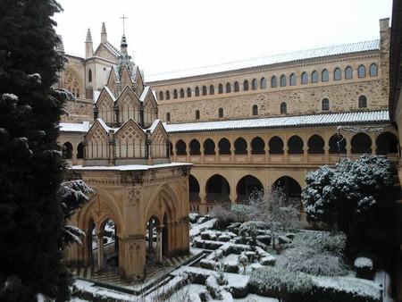 Tres monasterios españoles para dormir como un santo