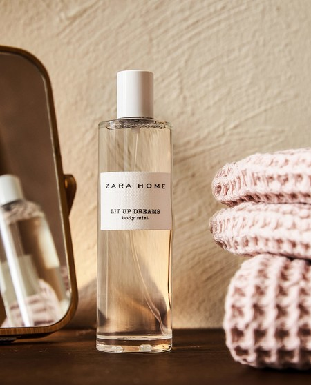 Zara Home. (100 ML) BODY MIST LIT UP DREAMS 7,99 €