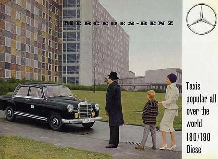 Mercedes-Benz Ponton 180 - Mercedes-Benz Ponton 190