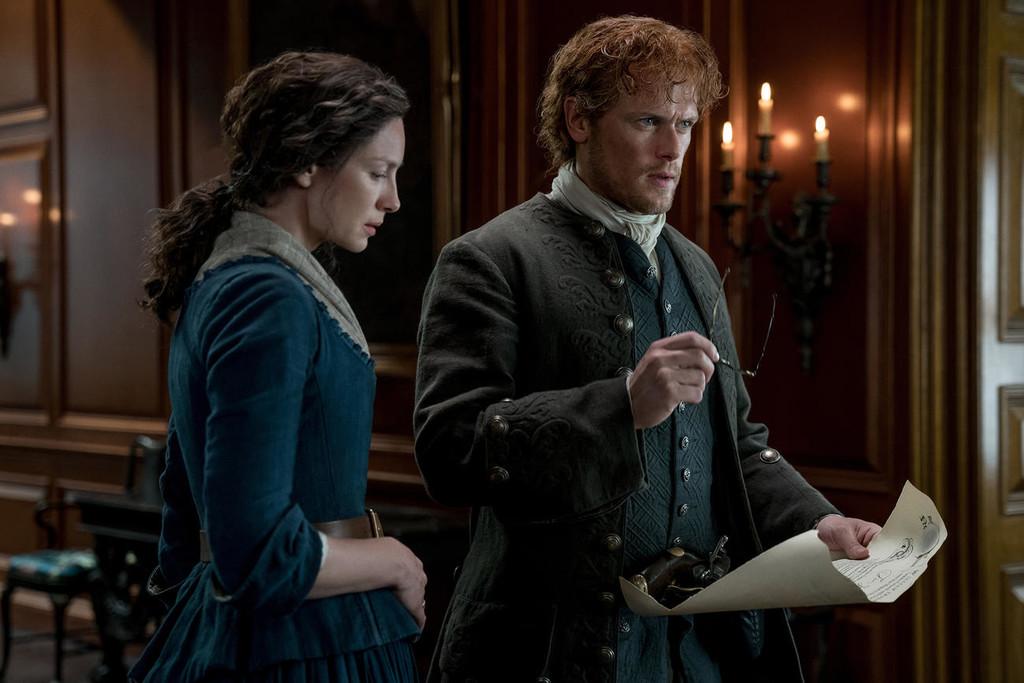 La temporada 5 de 'Outlander' ya tiene fecha de estreno: los Fraser regresan en febrero de 2020