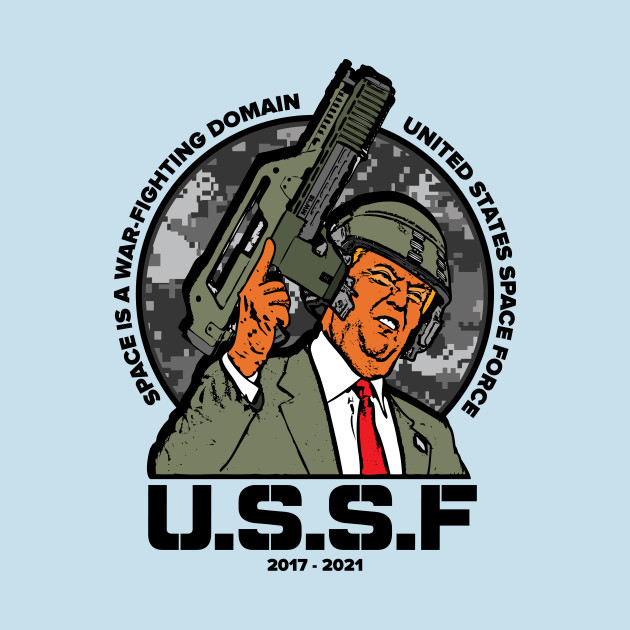 Us Space Force 1