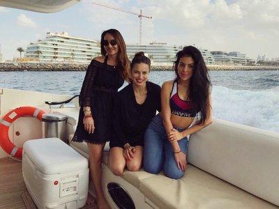 Georgina Rodríguez se echa unas amigas de lo más selectas
