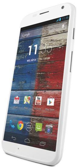 El Motorola Moto X llega a Europa por 429 euros... sin personalización