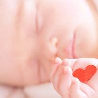 El bebé tiene un soplo en el corazón: lo que debes saber