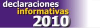 Disponible el software de la Plataforma Informativas 2010