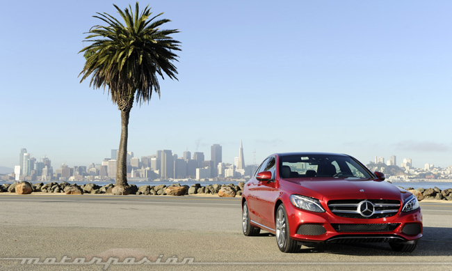 Mercedes-Benz C 350 e, toma de contacto
