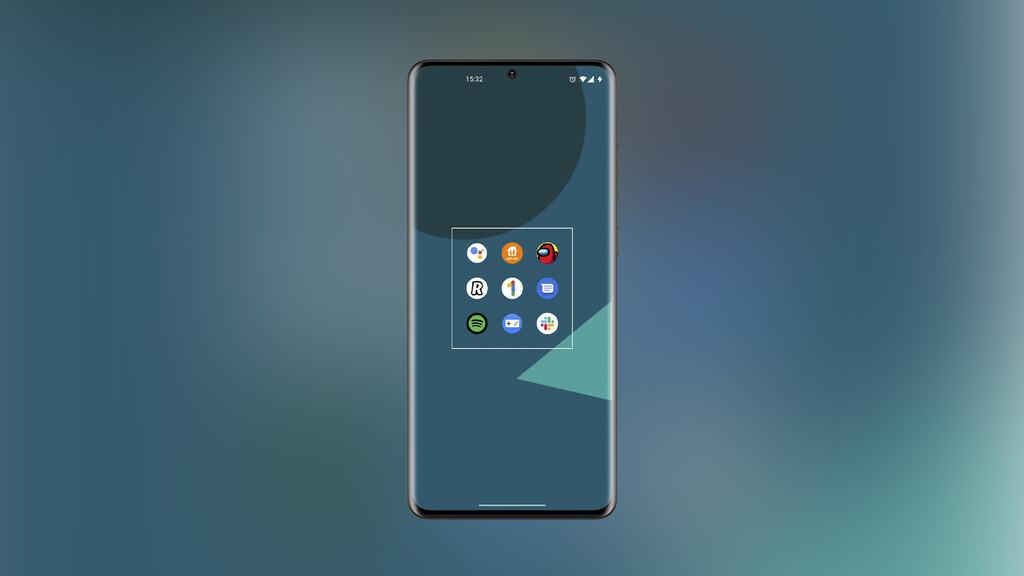Este launcher es minimalista, evita distracciones y es perfecto para personalizar usted Android