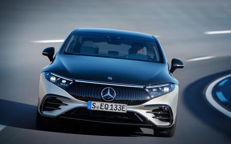 Mercedes Benz Eqs 31