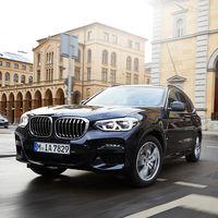 El BMW X3 xDrive30e es el nuevo SUV híbrido enchufable de 252 CV de la marca alemana