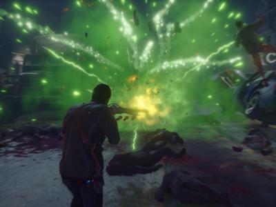 Frank West hace picadillo a cientos de zombis en el nuevo gameplay de Dead Rising 4 [GC 2016]