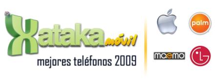 Lo mejor de 2009: candidatos a mejor móvil con sistema operativo propio