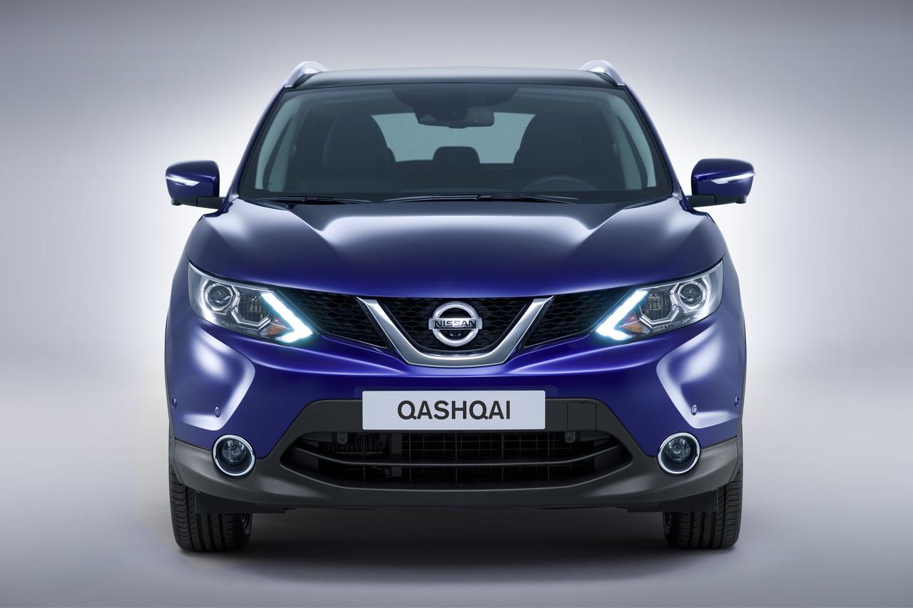Foto de Nissan Qashqai 2014 (5/35)
