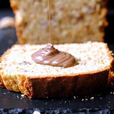 Walnut banana bread o pan de plátano y nueces: receta para aprovechar los plátanos maduros