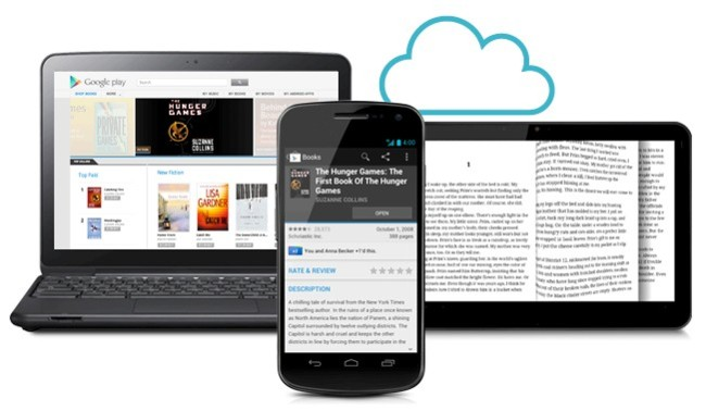 Google Play, todo el contenido multimedia de Google a un golpe de click
