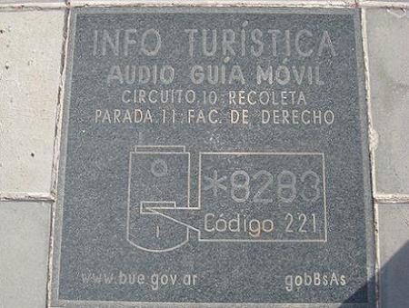 Audioguía Móvil de Buenos Aires