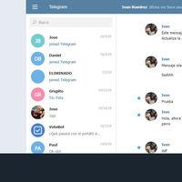 Qué se puede hacer y qué no en Telegram Web respecto a Telegram en el móvil
