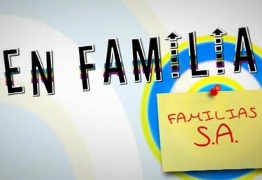 """Nuevo programa de TVE, """"En familia"""""""