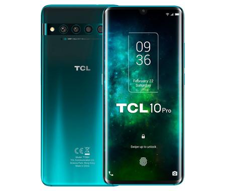 Tcl 10 Pro Verde 01