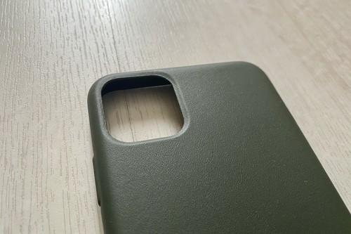 Mujjo añade un nuevo color a su gama de fundas de cuero para iPhone: el verde pizarra