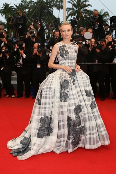 Alfombra roja de la ceremonia de Clausura del Festival de Cannes 2012