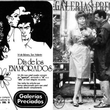 La historia de cómo San Valentín se convirtió en una fiesta comercial en España (y sí fueron unos grandes almacenes)