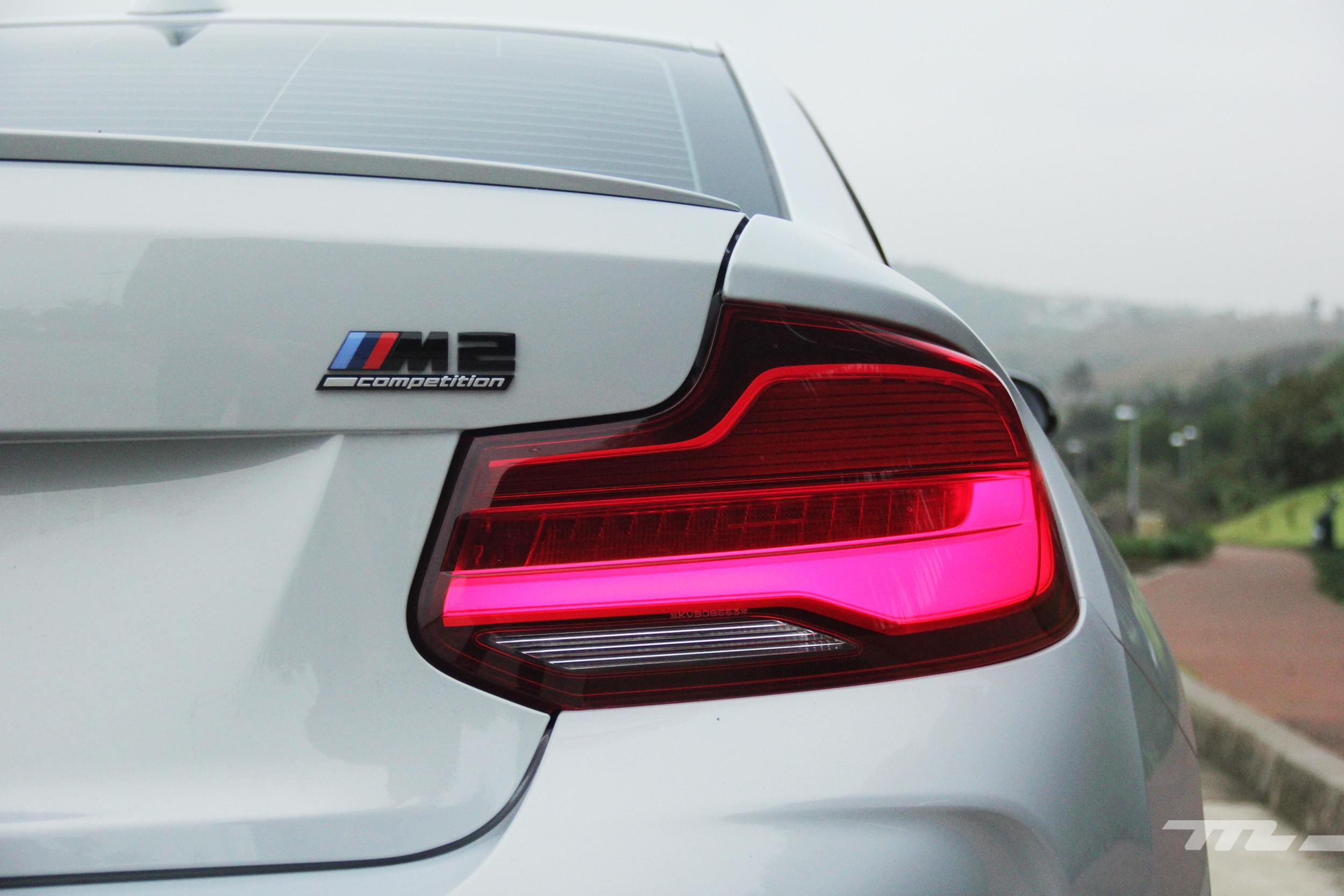 Foto de BMW M2 Competition (14/36)