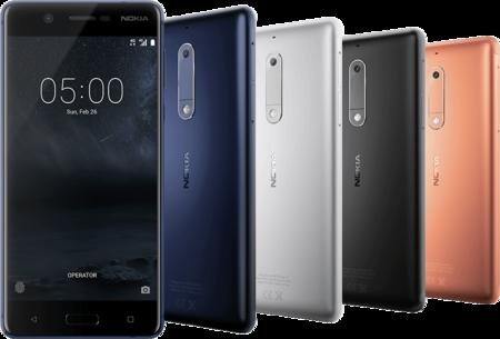 Nokia 5: un teléfono que quiere reinar la gama media, con diseño premium y precio asequible