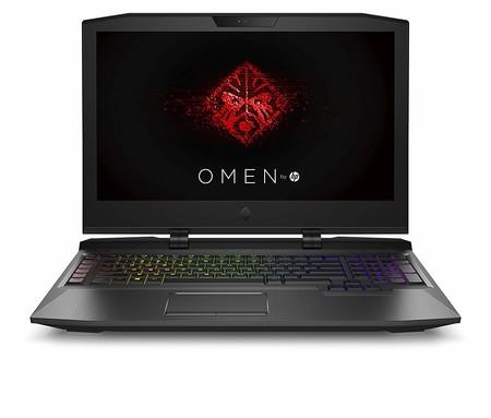 Portátil gaming HP OMEN X, con resolución 4K y GTX1070 de 8GB, con 300 euros descuento aplicando este cupón