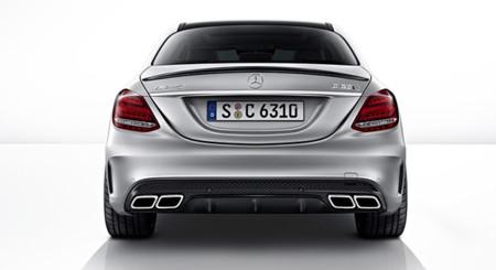 Mercedes Edition 1 C63amg 4