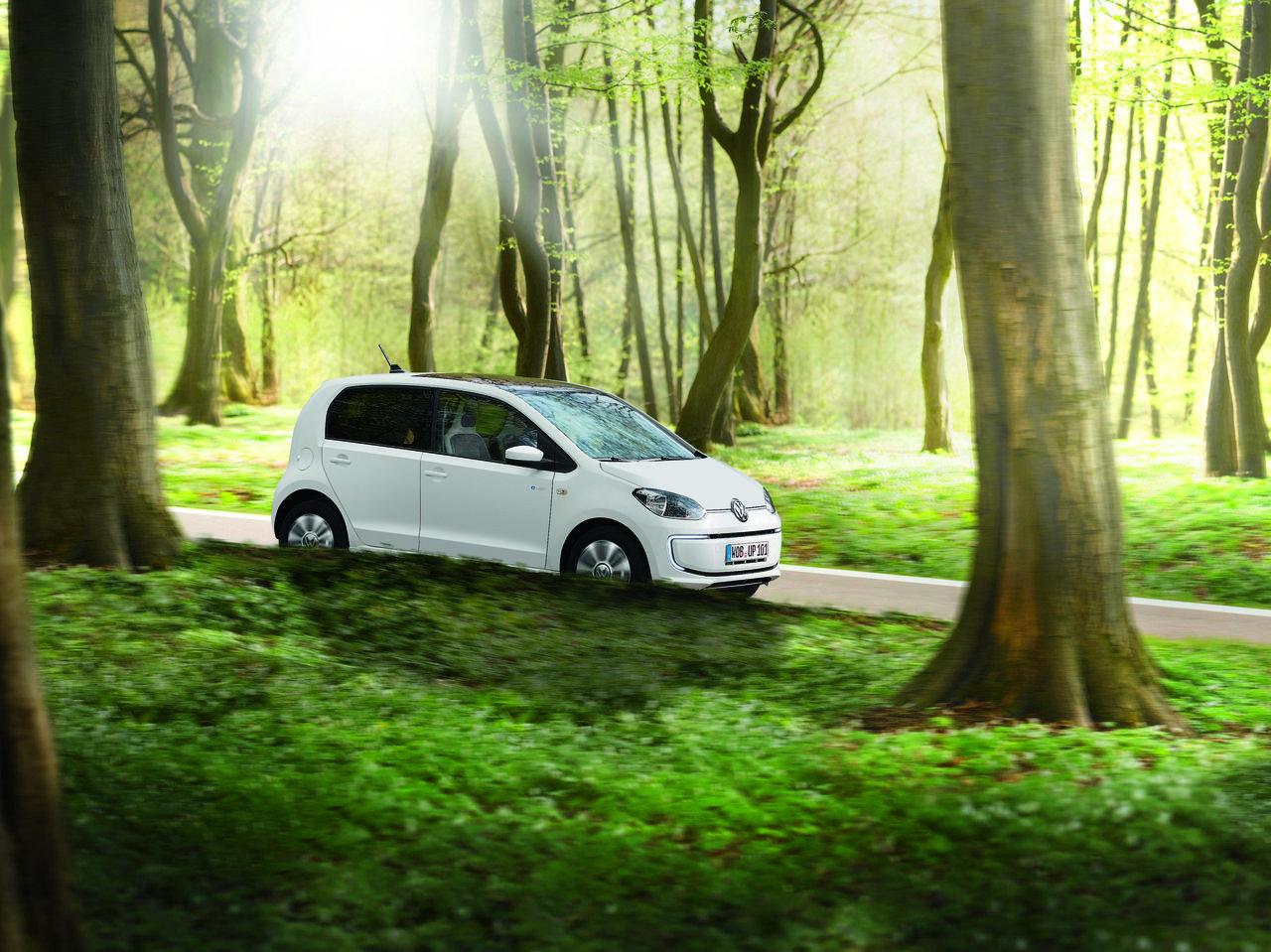 Foto de Volkswagen e-up! (8/26)
