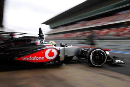 Vodafone dejará de patrocinar a McLaren a finales de 2013