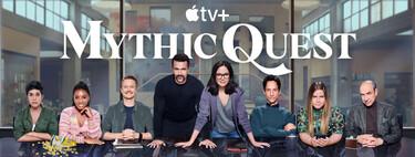 'Mythic Quest': la comedia de Apple TV+ vuelve a triunfar con una estupenda temporada 2 generosa en risas y animación pospandémica