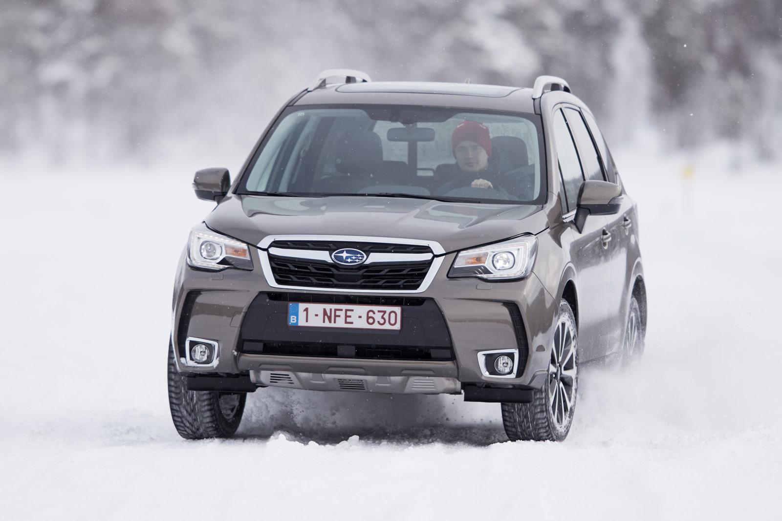 Foto de Subaru Snow Drive 2016 (22/137)