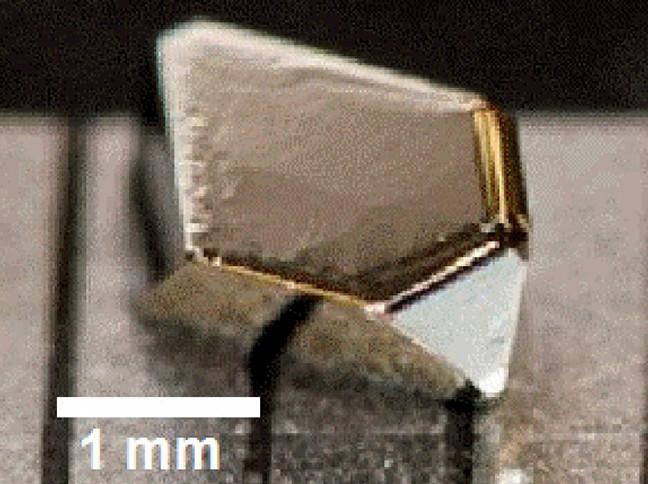 Por primera vez, transforman eléctricamente un material no magnético en uno magnético