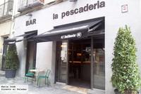 Restaurante La pescadería, cocina deliciosa en un ambiente cool en pleno Madrid