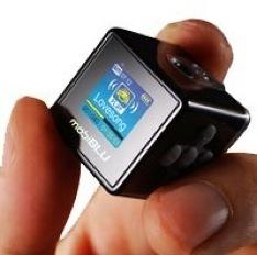 mobiBLU Cube3, el reproductor en forma de cubo