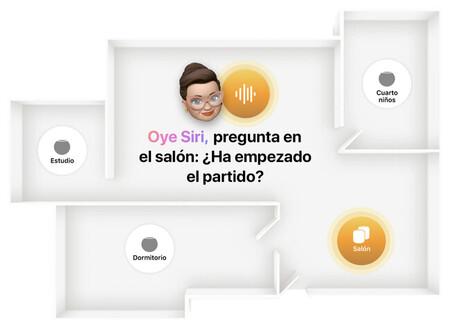 Intercomunicador HomePod iOS 14.1