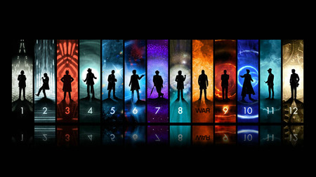 Doctorwhovarios