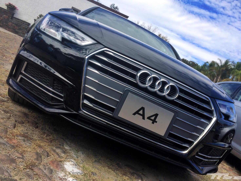 Audi A4 2017 12 12