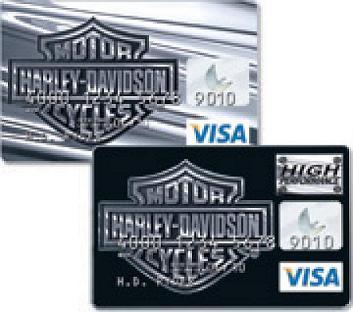 Nueva Visa Harley-Davidson
