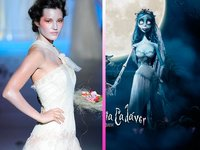 Parecidos Razonables: Malena Costa Vs 'La novia cadáver'