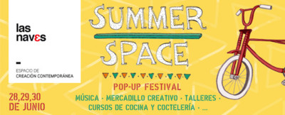 Summer Space Pop-Up Festival, la Valencia más hipster