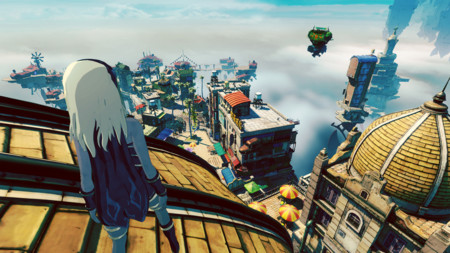 Kat y Raven aterrizarán en Europa con Gravity Rush 2 el 30 de noviembre