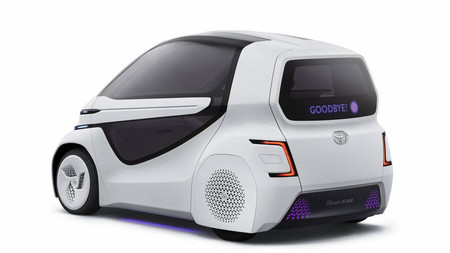 Toyota Concept I Ride