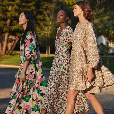 Vestidos de tendencia que serán tus mejores aliados durante  todo el verano