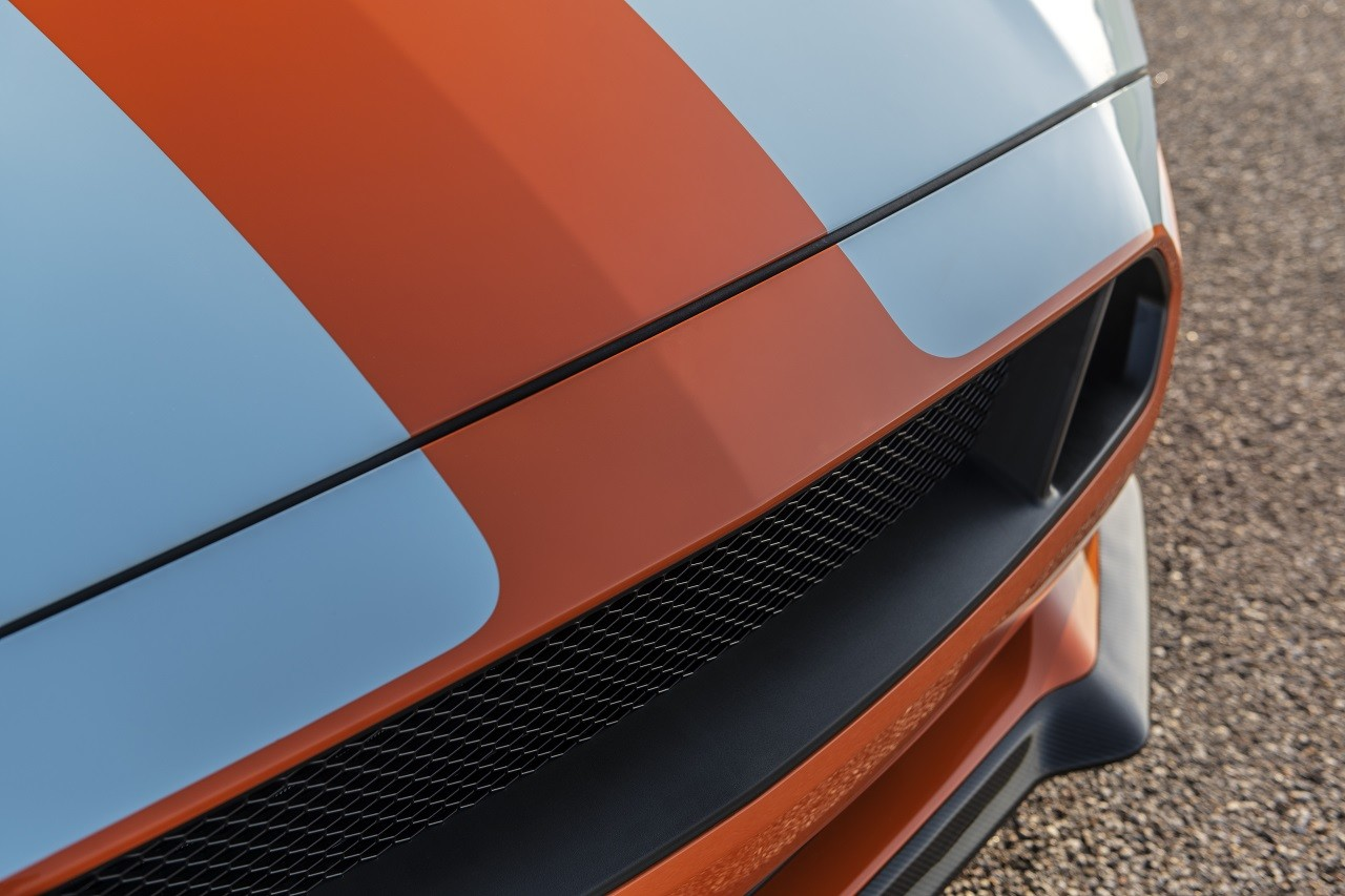 Foto de Ford Mustang Gulf Heritage Edition (19/38)