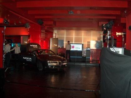 Evento N95 y coche
