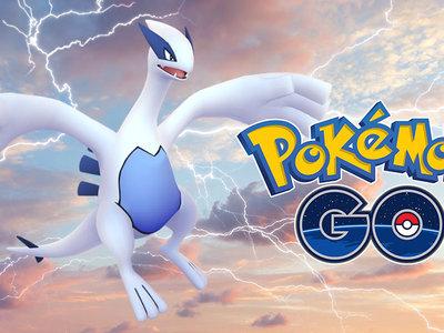 Pokémon GO trae de vuelta a Lugia en las Incursiones temporalmente
