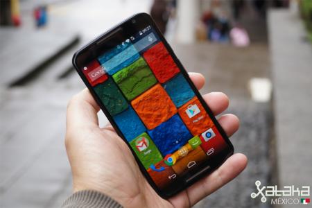 Moto X 2nd Generación empieza a recibir Android 6.0 en México