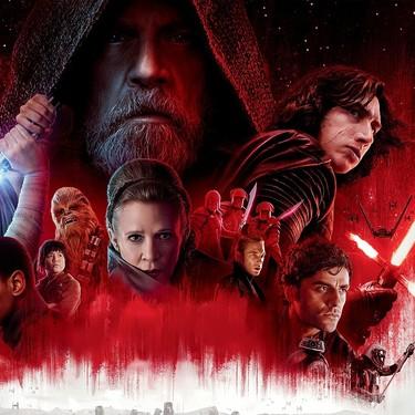 'Star Wars: Los últimos jedi' es una decepción, un paso atrás respecto a 'El despertar de la fuerza'